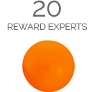 30 Reward experts